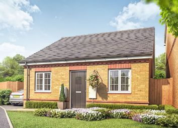 Thumbnail 2 bedroom detached bungalow for sale in Haynes Close, Sawtry, Huntingdon