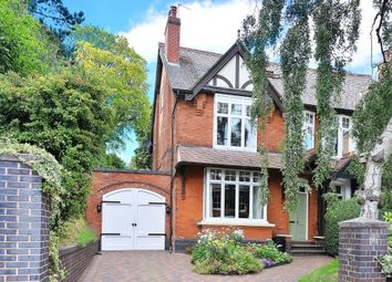 Thumbnail 4 bedroom semi-detached house for sale in Ryland Road, Edgbaston, Birmingham