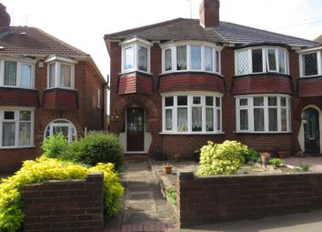 Thumbnail 3 bedroom semi-detached house for sale in The Broadway, West Bromwich