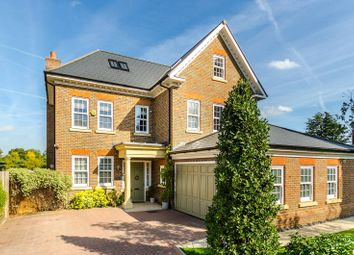 Thumbnail 5 bed detached house for sale in Marian Gardens, Sundridge Park