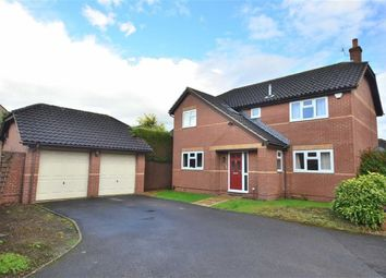 Thumbnail 4 bed detached house for sale in The Malverns, Abbeydale, Gloucester