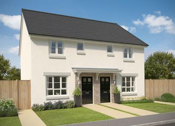 "Thumbnail 3 bed semi-detached house for sale in ""Fasque 1"" at Mey Avenue, Inverness"