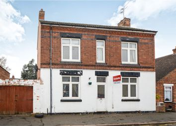 Thumbnail 3 bed detached house for sale in Greenhithe Road, Aylestone, Leicester