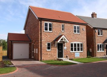 Thumbnail 4 bed detached house for sale in Plot 50, The Amethyst, De Montfort Park, Off Mill Road, Boston