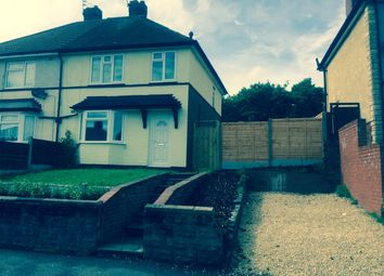 Thumbnail 3 bedroom semi-detached house to rent in Highfields Road, Tipton