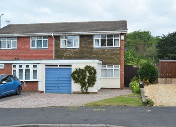 Thumbnail 3 bed semi-detached house for sale in Northway, Dudley