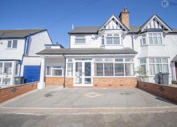 Thumbnail 3 bed semi-detached house for sale in Tetley Road, Tyseley, Birmingham
