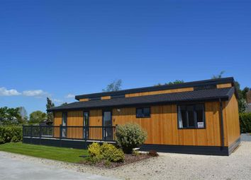 Thumbnail 2 bed detached bungalow for sale in Cliffe Country Lodges, Cliffe, Cliffe Common