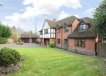 Thumbnail 5 bedroom detached house for sale in Churchill Drive, Knotty Green, Beaconsfield