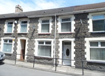 Thumbnail 3 bed terraced house to rent in Abercynon Road, Abercynon