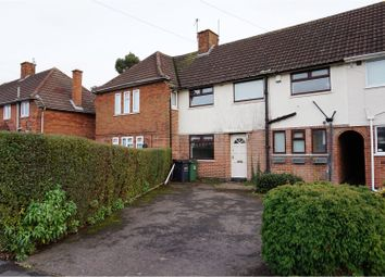 Thumbnail 3 bed town house for sale in East Avenue, Syston