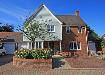 Thumbnail 4 bed detached house for sale in Ambrose Corner, Lymington, Hampshire