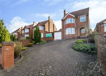 Thumbnail 3 bed detached house for sale in King George V Avenue, Mansfield