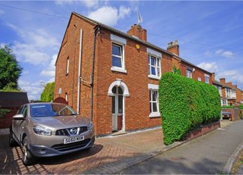 Thumbnail 3 bed detached house for sale in Oxford Street, Swadlincote