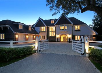 Thumbnail 7 bed detached house for sale in Camp Road, Gerrards Cross, Buckinghamshire