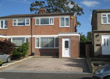 Thumbnail 3 bed semi-detached house for sale in Yew Tree Close, Yeovil