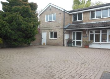 Thumbnail 4 bedroom semi-detached house for sale in Hartington Drive, Selston, Nottingham