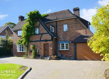 Thumbnail 5 bed detached house for sale in Rusper Road, Crawley, West Sussex