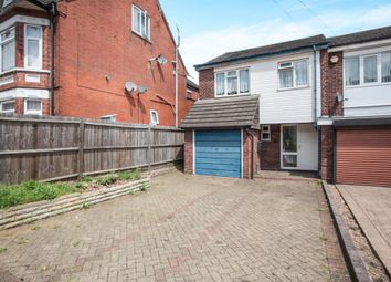 Thumbnail 3 bedroom end terrace house for sale in Hazelbury Crescent, Luton