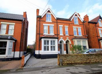 Thumbnail 5 bed semi-detached house for sale in Chaworth Road, West Bridgford, Nottingham