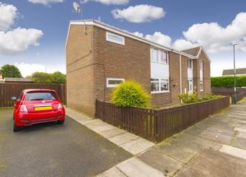 Thumbnail 1 bed flat for sale in Hornbeam Close, Ormesby, Middlesbrough