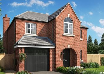 Thumbnail 4 bedroom detached house for sale in The Wharfdale, Wilkinson Lane, Elmesthorpe, Leicester