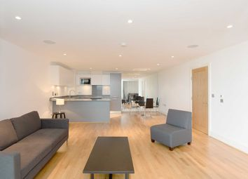 Thumbnail 2 bed flat to rent in Kestrel House, St George Wharf, Vauxhall, London