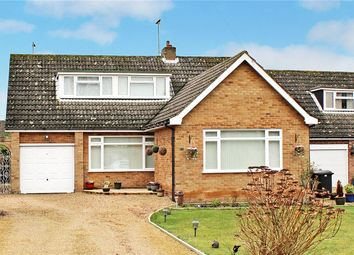 Thumbnail 3 bed detached bungalow for sale in Oakcroft Drive, Framingham Earl, Norwich, Norfolk