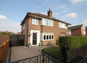 Thumbnail 3 bedroom semi-detached house for sale in Barlock Road, Basford, Nottingham