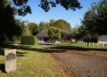 Thumbnail 4 bed detached bungalow for sale in Upper Hollis, Great Missenden