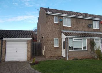 Thumbnail 3 bed semi-detached house to rent in Padstow Close, Hartlepool