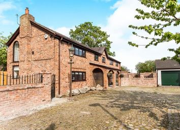 Thumbnail 3 bed barn conversion for sale in Golborne Road, Winwick, Warrington, Cheshire