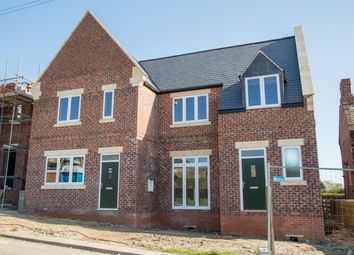 Thumbnail 2 bed semi-detached house for sale in Station Road, Barrow Hill, Chesterfield