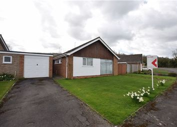 Thumbnail 4 bed detached bungalow for sale in Highland Road, Cheltenham, Gloucestershire