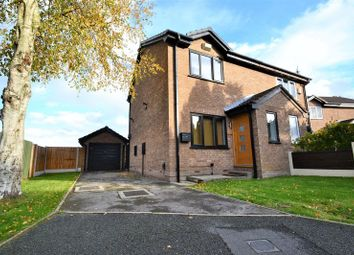 Thumbnail 2 bed semi-detached house for sale in Wolfreton Crescent, Swinton, Manchester