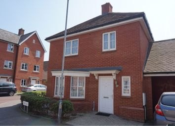 3 bed detached house for sale in Kirk Way, Colchester CO4