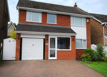Thumbnail 4 bed detached house for sale in Howey Rise, Frodsham