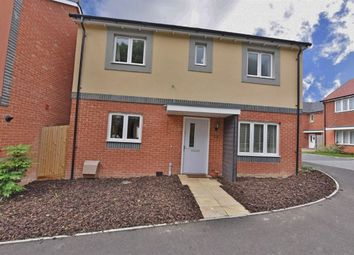 Thumbnail 3 bed detached house to rent in Keble Road, Basingstoke