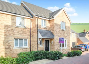 Thumbnail 3 bed semi-detached house for sale in Radcliffe Mews, New Cardington, Bedford