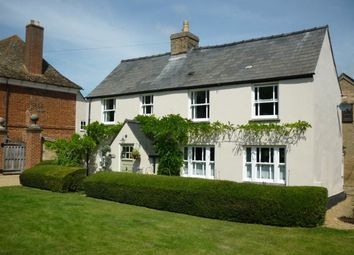 Thumbnail 3 bed cottage to rent in The Green, Hilton, Huntingdon