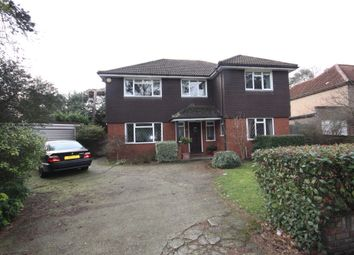 Thumbnail 4 bed detached house for sale in Pines Road, Bickley, Bromley
