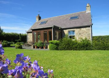 Thumbnail 2 bed detached house for sale in Newbigging Croft, Jedburgh