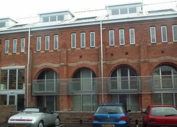 Thumbnail 1 bed flat to rent in Electric Wharf, Radford, Coventry