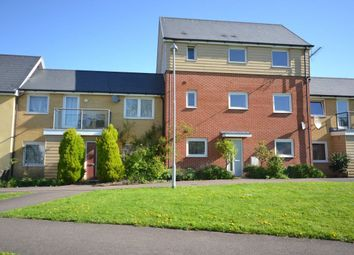Thumbnail 4 bed terraced house to rent in Torkildsen Way, Fifth Avenue, Harlow