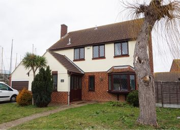 Thumbnail 4 bed detached house for sale in Esplanade, Maylandsea