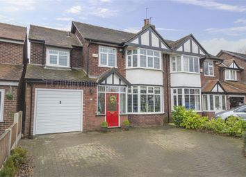 Thumbnail 4 bedroom semi-detached house for sale in Meadow Lane, Worsley, Manchester