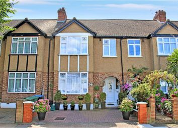 3 bed terraced house for sale in Central Road, Wembley HA0