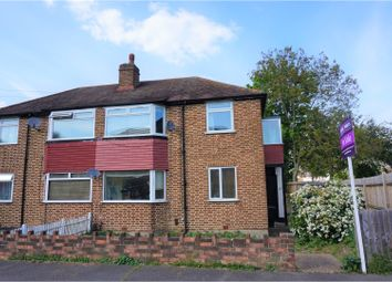 Thumbnail 2 bed maisonette for sale in Morden Road, Mitcham