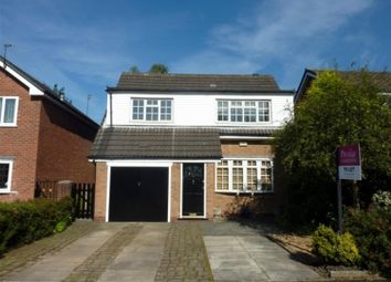 Thumbnail 3 bedroom detached house to rent in Brookfield Drive, Worsley, Manchester