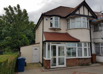 Thumbnail 3 bed end terrace house to rent in Charlton Road, Kenton/Queensbury
